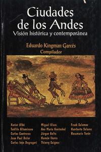 Electronic book Ciudades de los Andes