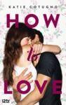 Livre numérique How to Love - tome 1
