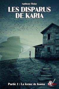 Livre numérique Les disparus de Karia, Épisode 1