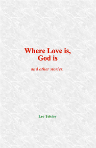Electronic book Where Love is, God is
