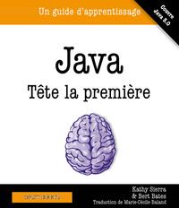 Livre numérique Java - Tête la première