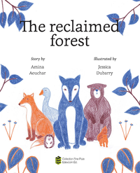 Electronic book The reclaimed forest