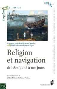 Livre numérique Religion et navigation
