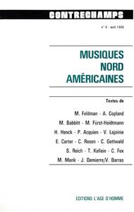 Livro digital Musiques nord-américaines
