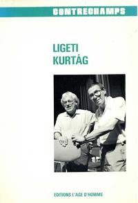 Livre numérique Ligeti - Kurtag