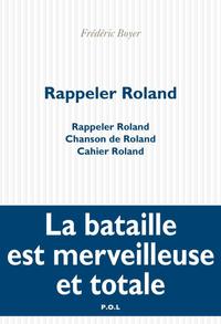 Livre numérique Rappeler Roland