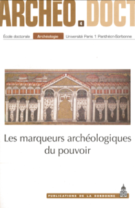 Livre numérique Les marqueurs archéologiques du pouvoir