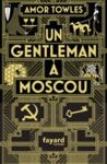 Electronic book Un gentleman à Moscou