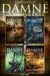 Livre numérique Coffret Damné - tomes 1,2,3,4