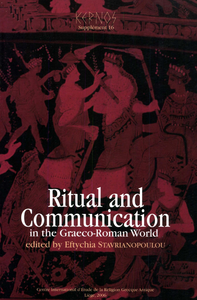Electronic book Ritual and Communication in the Graeco-Roman World