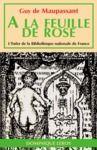 Electronic book À la feuille de rose, maison turque