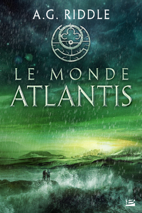 Livre numérique Le Monde Atlantis