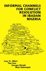 Livre numérique Informal Channels for Conflict Resolution in Ibadan, Nigeria