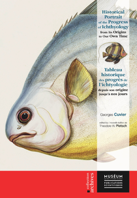 Electronic book Historical Portrait of the Progress of Ichthyology / Tableau historique des progrès de l'ichtyologie
