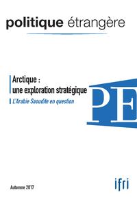 E-Book Arctique : une exploration stratégique