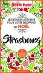 Livre numérique SHOPPING DE NOËL À STRASBOURG 2020 Petit Futé