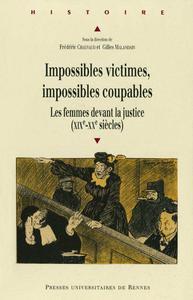 Livre numérique Impossibles victimes, impossibles coupables