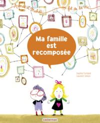 E-Book Aimée et Mehdi... au fil de la vie (Tome 4) - Ma famille est recomposée