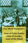 Electronic book Anne of Green Gables + Anne of Avonlea + Anne of the Island