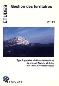 Livre numérique Typologie des stations forestières du massif Sainte-Victoire