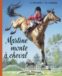 Livro digital Farandole - Martine monte à cheval