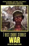 Electronic book 7 best short stories - War
