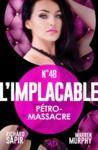 Electronic book Pétro-massacre