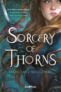Livre numérique Sorcery of Thorns