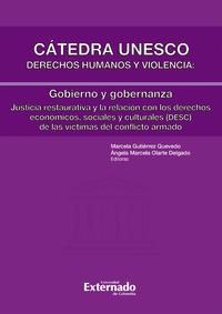 Livre numérique Cátedra Unesco. Derechos humanos y violencia: Gobierno y gobernanza