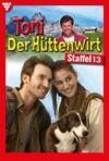 Livre numérique Toni der Hüttenwirt Staffel 13 – Heimatroman