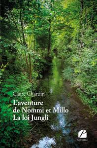 Livre numérique L'aventure de Nommi et Millo - La loi Jungli