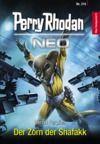 Libro electrónico Perry Rhodan Neo 214: Der Zorn der Shafakk