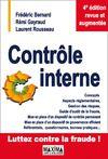 Livre numérique Contrôle interne