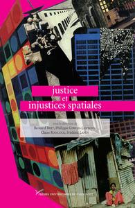 Livre numérique Justice et injustices spatiales