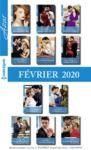 Electronic book Pack mensuel Azur : 11 romans (Février 2020)