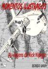 Livro digital viagens de Nick Nipigon, Momentos Ilustrados