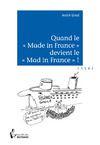 Livre numérique Quand le « Made in France » devient le « Mad in France » ?