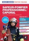 Livre numérique Réussite Concours Sapeur-pompier professionnel/caporal