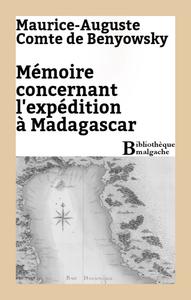 Livre numérique Mémoire concernant l'expédition à Madagascar