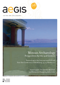 Electronic book Minoan Archaeology