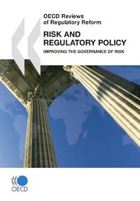 Livre numérique Risk and Regulatory Policy