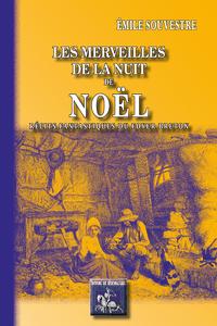 """Livre numérique Les Merveilles de la Nuit de Noël (récits fantastiques du """"Foyer breton"""")"""