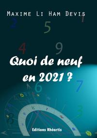 Livre numérique Quoi de Neuf en 2021