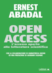 Livre numérique Open Access