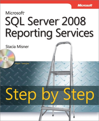 Electronic book Microsoft® SQL Server® 2008 Reporting Services Step by Step
