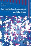 Livre numérique Les méthodes de recherche en didactiques