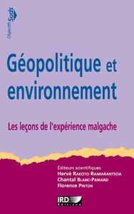Livre numérique Géopolitique et environnement