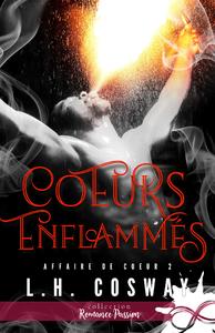 Electronic book Cœurs enflammés