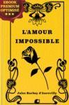 Livre numérique L'Amour impossible