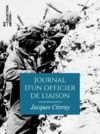Electronic book Journal d'un officier de liaison